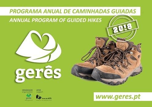 Programa Anual Caminhadas Gerês