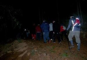 Caminhada Noturna Gerês